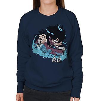 Dabi My Hero Academia Women's Sweatshirt