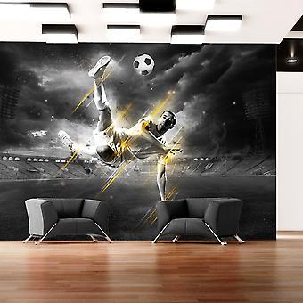 Fototapetti - Football legend