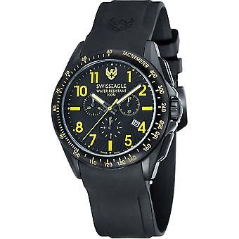 Swiss Eagle Tactical SE-9061-07 Heren Horloge