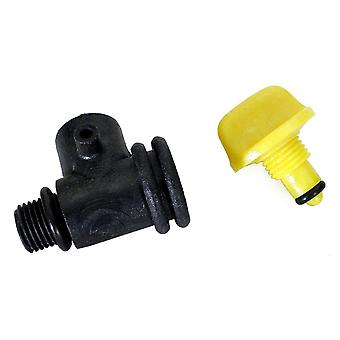 Jacuzzi 42297200K Tee/Air Valve Assembly Kit