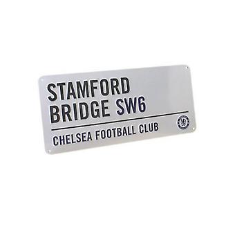 Chelsea FC 'Stamford Bridge' Segno di strada