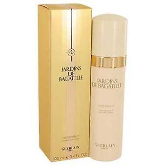 Jardins de Bagatelle by Guerlain deodorant spray 3,4 oz (kvinder) V728-455633