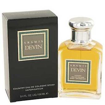 Devin de Aramis Cologne spray 3,4 oz (bărbați) V728-403694