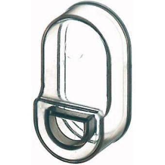 Eaton M22-T-DD Pelle protettiva IN PVC per pulsanti (L x W x H) 58 x 33 x 23 mm Trasparente 1 pc(s)