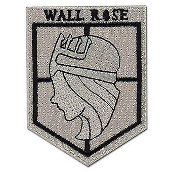 Patch - Attack on Titan - New Wall Rose Anime Toys Licensed ge44993