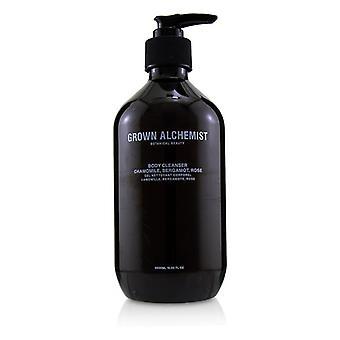 Grown Alchemist Body Cleanser - Chamomile Bergamot & Rose - 500ml/16.9oz