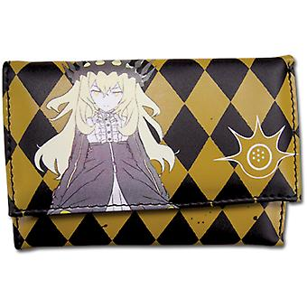Wallet - Black Rock Shooter - New Chariot Icon Girl Anime Licensed ge61528