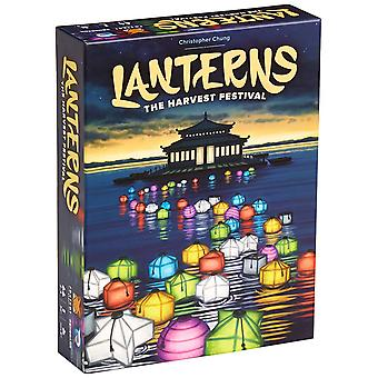 Lantaarns de oogst festival bordspel