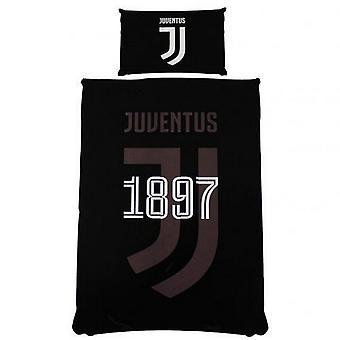 Juventus FC Reversible Mono Single Duvet Set