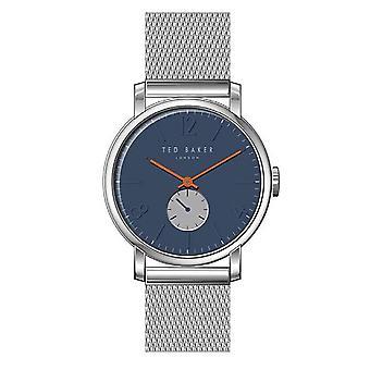 Ted Baker Black mężczyźni panowie zegarek na nadgarstek TE15063006