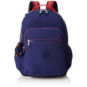 Kipling SEOUL GO Sac à dos pour enfants - 44 cm - 27 litres - Bleu (Bleu polonais C)