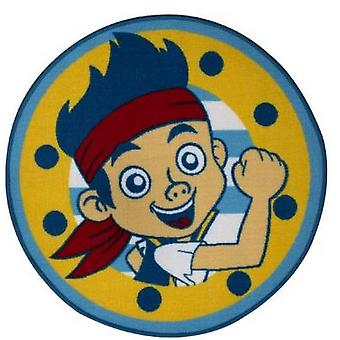 Jake And The Neverland Pirates Rug
