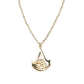 Assassins Creed Origins Necklace Creed Logo new  Official