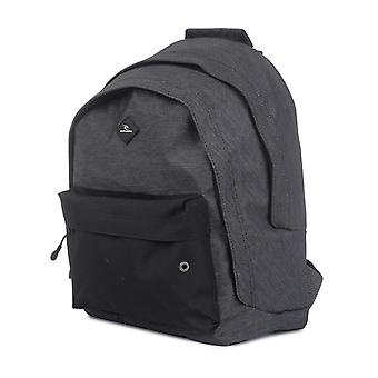 Rip Curl Double Dome Midnight Backpack in Midnight