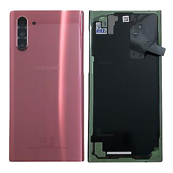 Samsung GH82-20528F Battery Cover Cover for Galaxy Note 10 N970F Aura Pink Spare Part