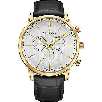 Delbana - Watch - Men - Classic Collection - 42601.666.6.061 - Ascot