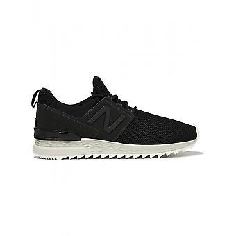 Uusi tasa paino-kengät-Tennarit-MS574DUK-miehet-Schwartz-40,5