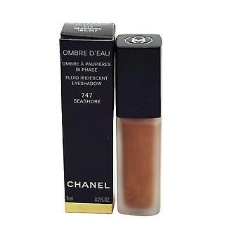 Chanel ombre d'apos;eau fluide ombre à paupières irisée