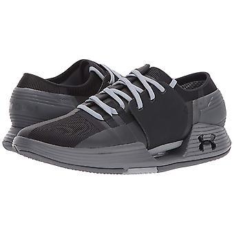 Unter Rüstung Mens Speedform Amp 2.0 Low Top Schnürschuh Running Sneaker
