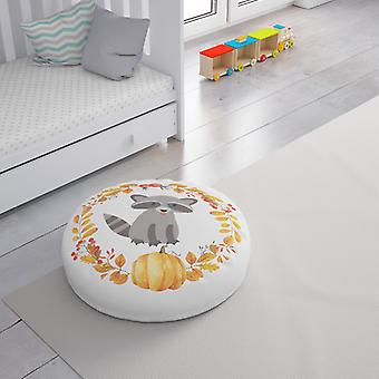 Meesoz Floor Cushion - Guaxinim doce