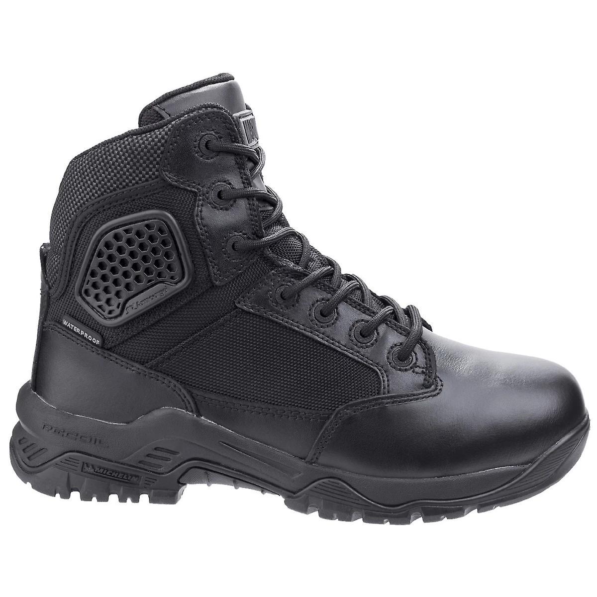 Magnum Mens Strike Force 6.0 Waterproof Work Boots - Spesiell rabatt