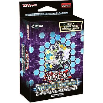 Konami Yu-Gi-Oh! TCG Cybernetic Horizon Special Edition (Pack of 10)