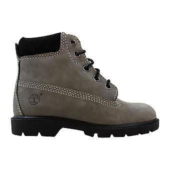 Timberland 6 Inch Boot Grey/Nubuck 10834 Toddler