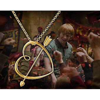 Ron-apos;s Sweetheart Necklace de Harry Potter