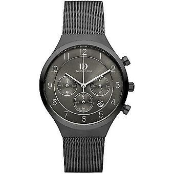 Датский дизайн мужские хронограф IQ64Q1113