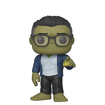 Funko POP Marvel: Endgame - Hulk med Taco Collectible Figur