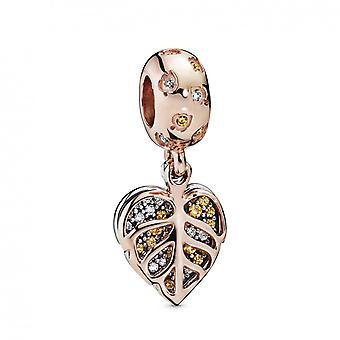 Charms Pandora 788247C - Durante Pandora Rose e Silver Glitter Ingime