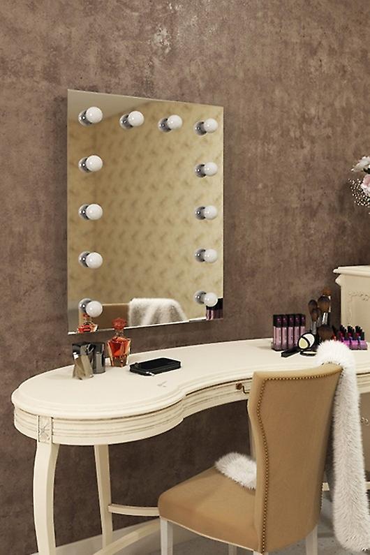 RGB Alexandria Hollywood Miroir Lumière du jour h90uk001cwrgb