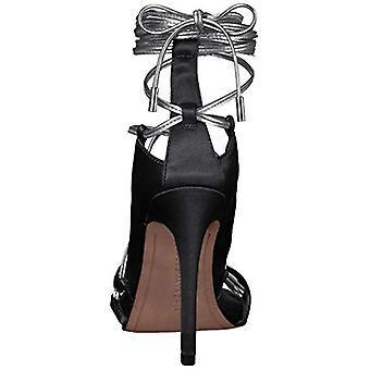 BCBGMAXAZRIA Womens Esme Open Toe Casual Ankle Strap Sandals