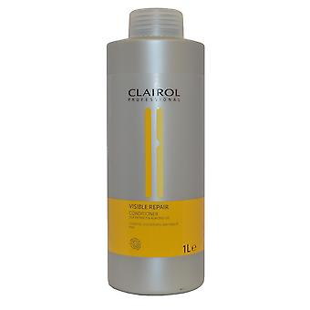 Clairol Professional Visible Repair Conditioner 1000ml Silk Extract & Almond Oil