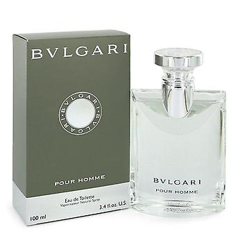 Bvlgari Eau De Toilette Spray Von Bvlgari 417709 100 ml