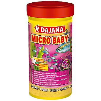 Dajana Micro Baby 100 ml (Fish , Food , Warm Water)
