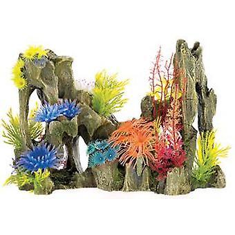 Classic For Pets Jardin + bois 330 mm (Poissons , Décoration , Ornements)