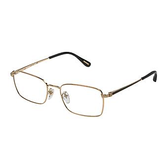 Dunhill VDH077 0300 Shiny Rose Gold Glasses