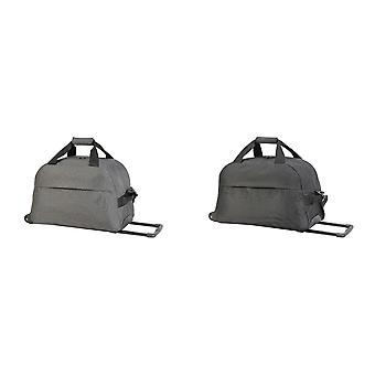 Shugon Beijing Wheeled Holdall (Pack of 2)