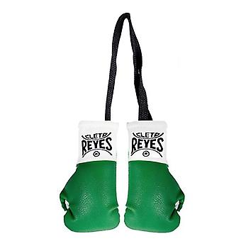 Cleto Reyes Miniature Pair of Boxing Gloves - Green