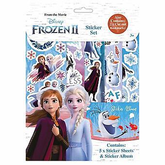 Frozen Frost 2 Anna Elsa Sticker Set Stickers