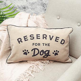 Sass & Belle Reserved For The Dog Cushion, New Design
