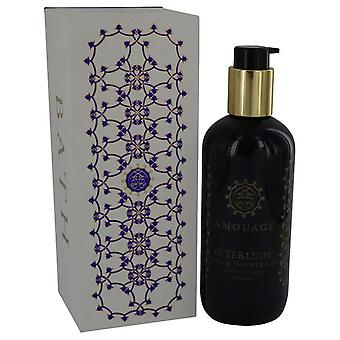 Amouage Interlude Shower Gel By Amouage 10 oz Shower Gel