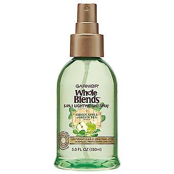 Garnier whole blends 5-in-1 lightweight spray, 5.1 oz