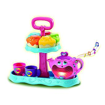 LeapFrog Playset Tea Party musicale arcobaleno