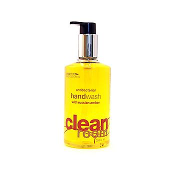 Strictly professional antibacterial hand wash (with russian amber) 300ml