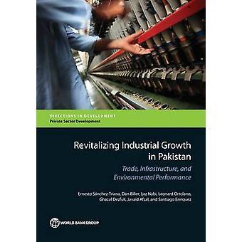 Revitalização do crescimento industrial na infra-estrutura comercial paquistanesa e desempenho ambiental por SanchezTriana e Ernesto