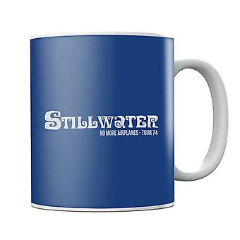 Almost Famous Stillwater No More Airplanes Tour 74 Mug