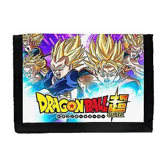 Manga Dragon Ball Z Super Saiyan Wallet