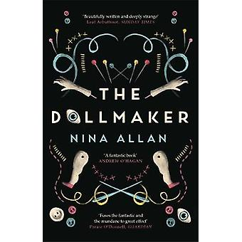 The Dollmaker by Nina Allan - 9781787472563 Book